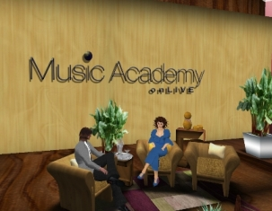 eva fampas interview Musical Academy onlive show