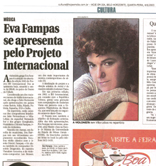 eva in brazilian newspaper